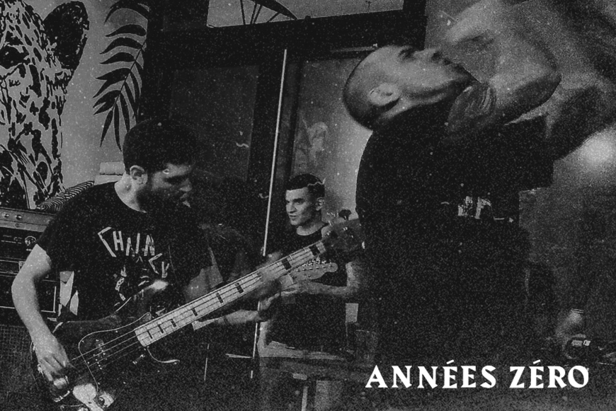 "ANNEES ZERO - EP - 7"" - OUT NOW !"