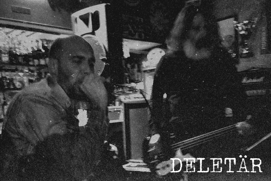DELETÄR - S/t - LP - OUT NOW !