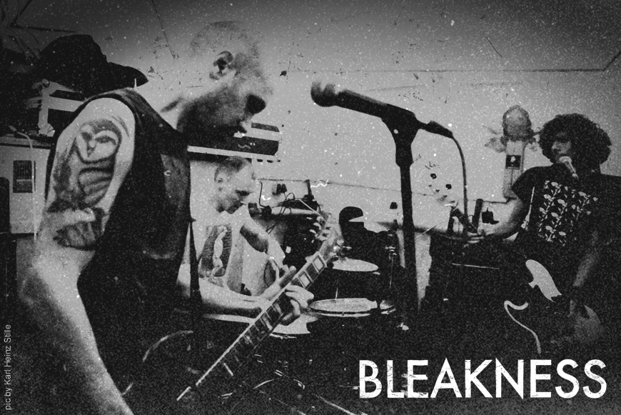 "BLEAKNESS - A World to Rebuild - 12"" - OUT NOW !"