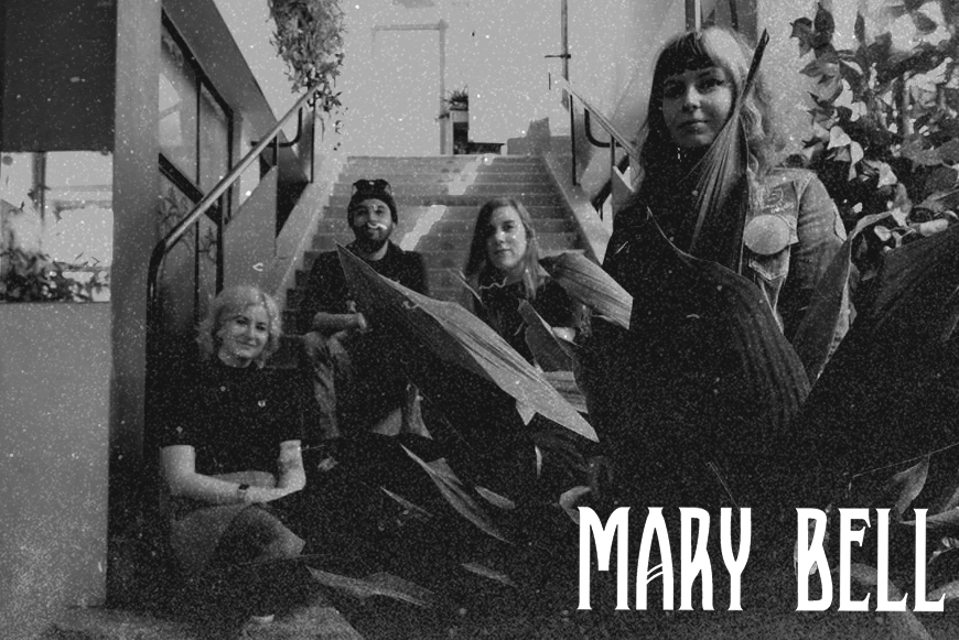 MARY BELL - Bellatrix Boadicea - LP - OUT NOW !