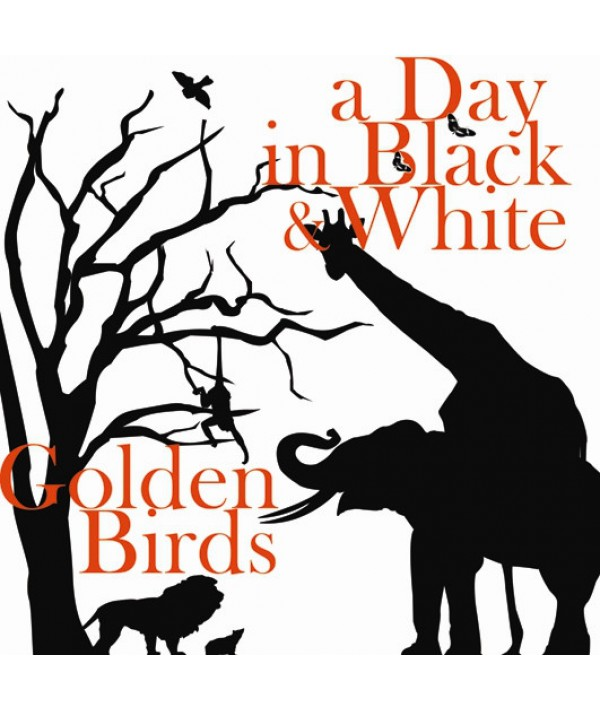 A DAY IN BLACK AND WHITE / GOLDEN BIRDS