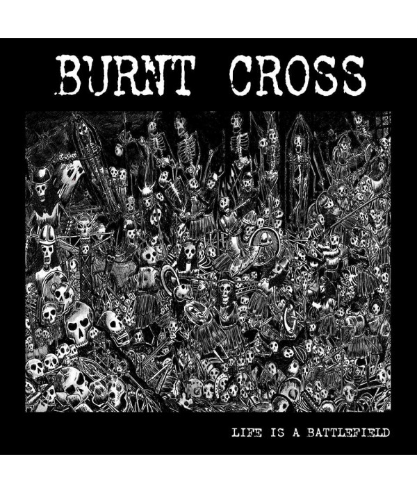 BURNT CROSS