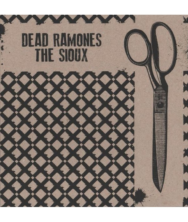 DEAD RAMONES / THE SIOUX