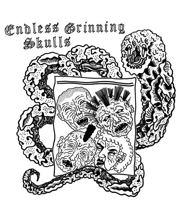 ENDLESS GRINNING SKULLS