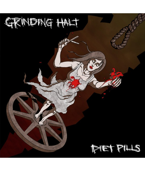 GRINDING HALT / DIET PILLS