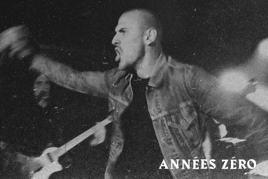 "ANNEES ZERO - S/t - 7"" -  OUT NOW !"