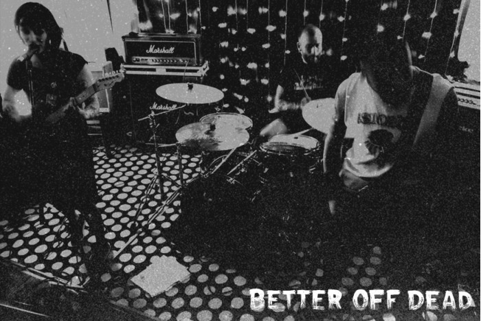 "BETTER OFF DEAD - Sans Issues - 7"" - OUT NOW !"