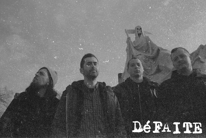 DEFAITE - Post-Humain LP OUT NOW !