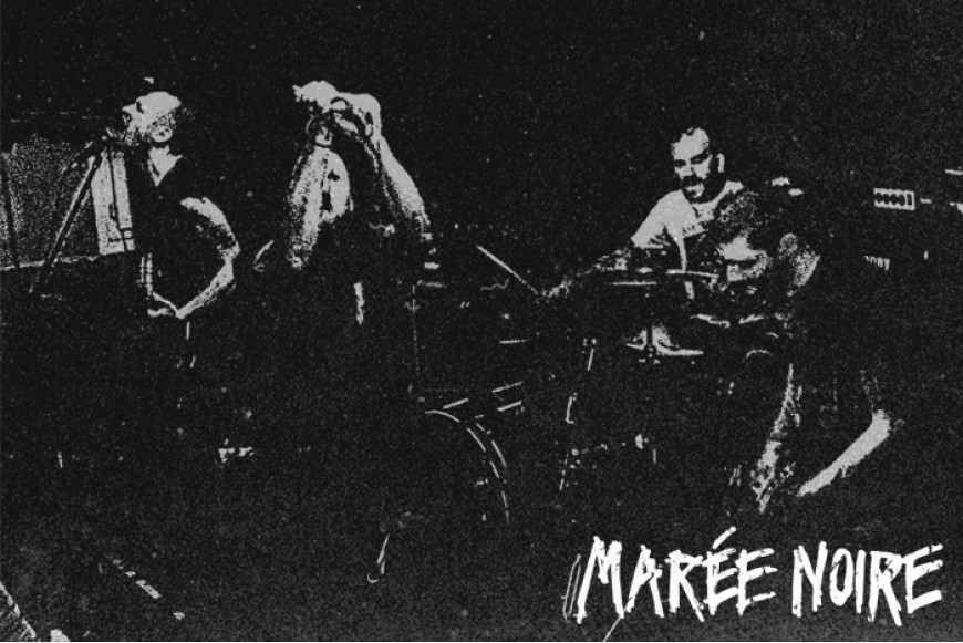 "MAREE NOIRE - S/T 7"" OUT NOW !"