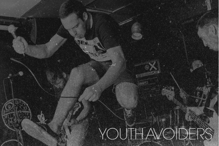 YOUTH AVOIDERS - Relentless LP - OUT NOW !