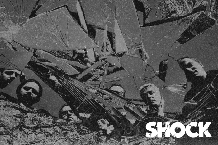 "SHOCK - S/T - 7"" - OUT NOW !"