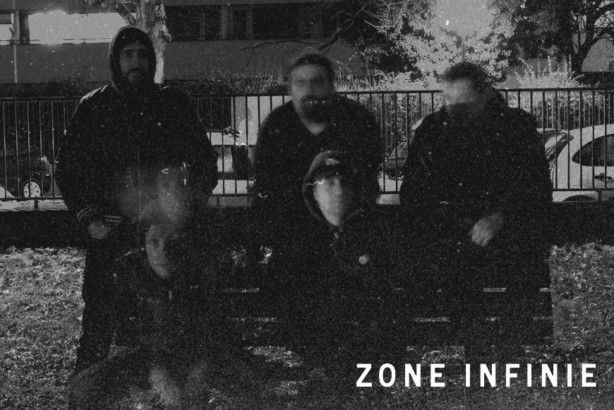 ZONE INFINIE - Rester et Fuir - LP - OUT NOW !