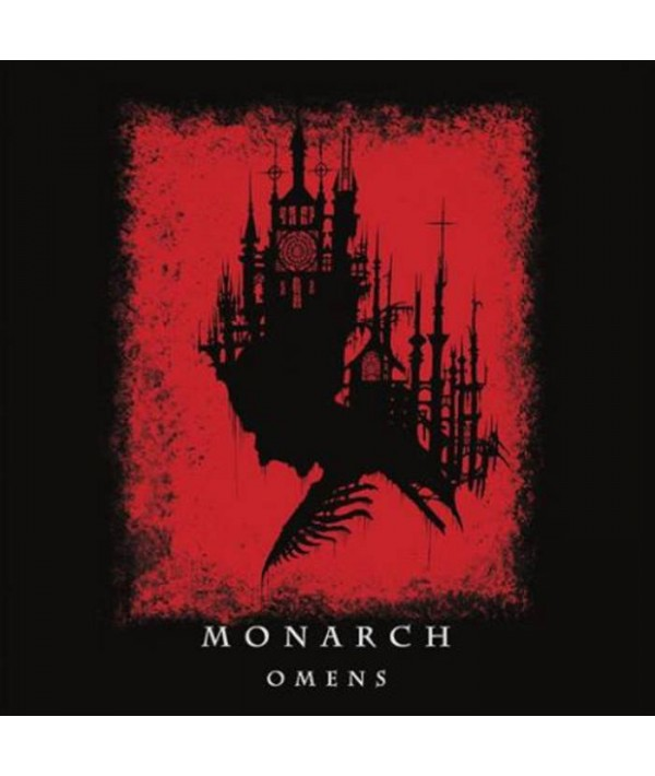 MONARCH Omens - LP