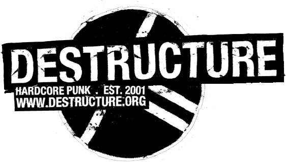 Destructure records, DIY punk-hardcore record label and